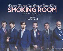 El Teatro El Salinero acoge hoy, 17 de noviembre, el estreno en Lanzarote de la comedia 'Smoking Room'