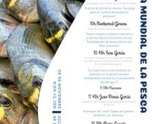 El Cabildo de Lanzarote organiza este miércoles 28 de noviembre unas jornadas con motivo del Día Mundial de la Pesca