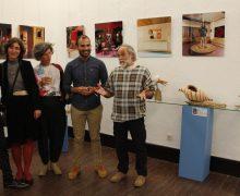 El ceramista Tino Alemán expone en Yaiza 'De Tierra y Mar'