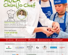 Prestigiosos chefs como Paco Pérez y Diego Guerrero, de 5 y 2 estrellas Michelín respectivamente, participarán en los talleres del Aula del Gusto del Festival Enogastronómico de Teguise