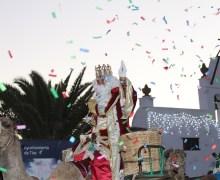 Tías recibirá a Los Reyes Magos de Oriente con una vistosa cabalgata que recorrerá la nueva Avenida Central