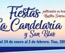 Programación: Fiestas de la Candellaria y San Blas  2019