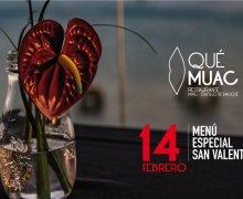 Los Centros se preparan para recibir a San Valentín en el restaurante Qué MUAC