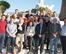 Expertos de prestigio internacional testan la calidad de los vinos Denominación de Origen Lanzarote