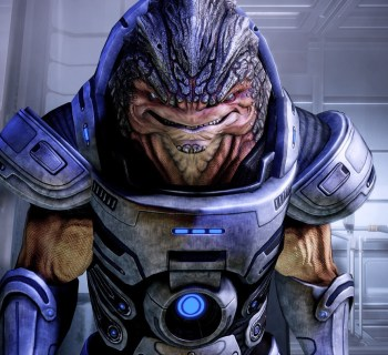 Grunt in Mass Effect 2