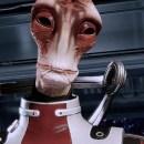 Mordin Solus in Mass Effect 2