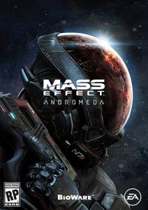 Mass Effect: Andromeda Keyart