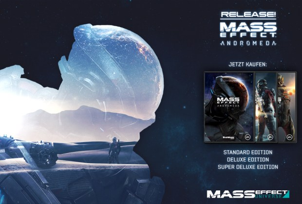 Andromeda Release