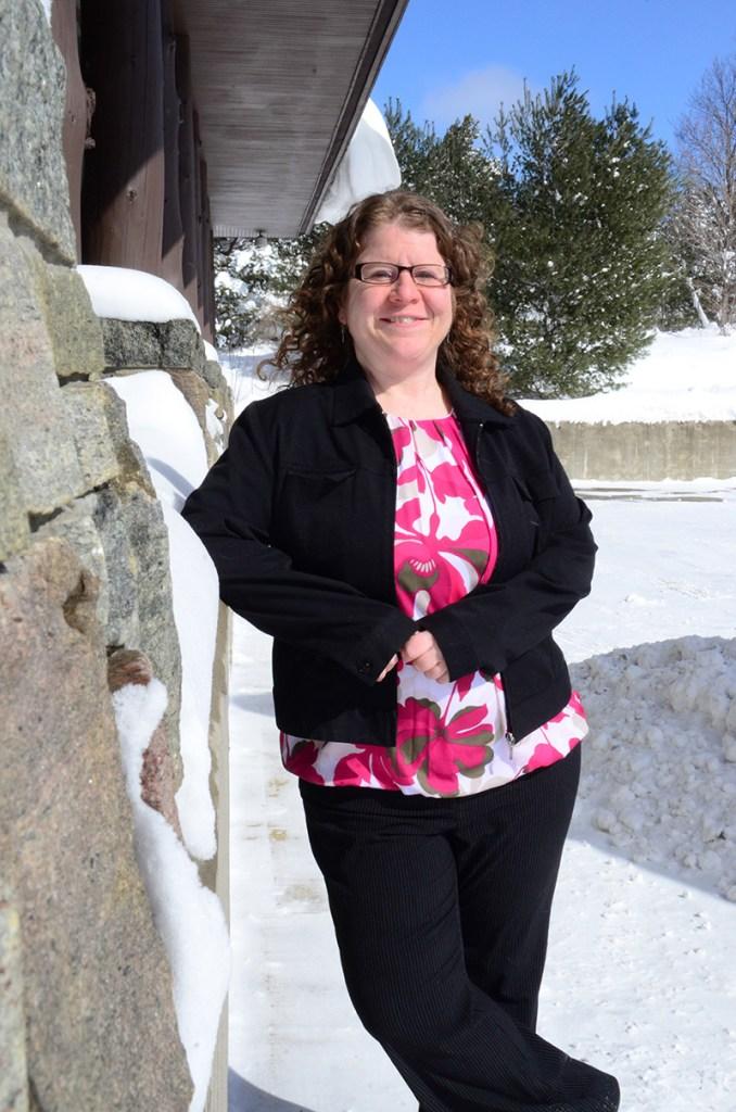 Massena Nature Center Executive Director Tracy Thomas