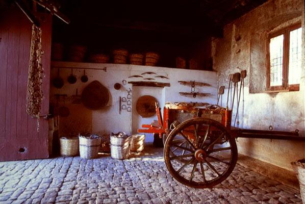 Masseria Mandrascate  Museo di civilt contadina e Poesia