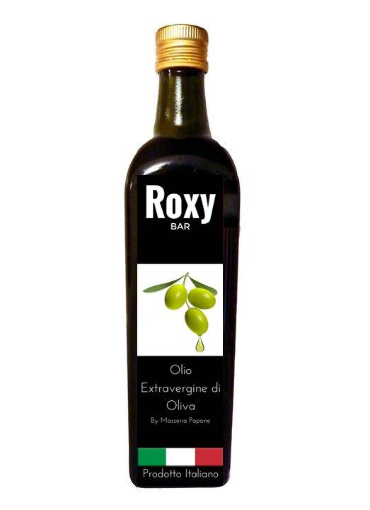 bottiglie personalizzate di olio extravergine di oliva