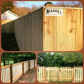 massey decks and fences