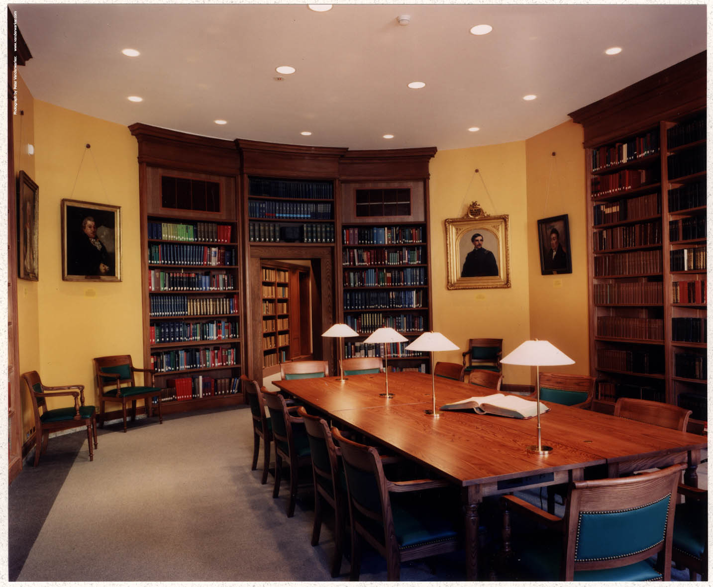 Seminar meetings will be held Tuesdays and Thursdays in the intimate space of the MHS Seminar Room.