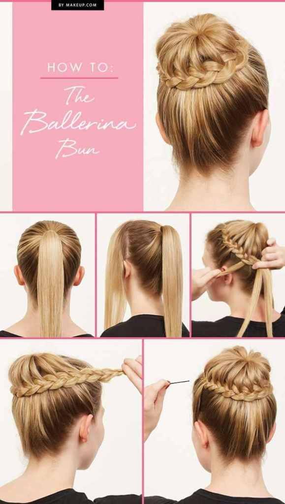 Make-a-Braided-Ballerina-Bun