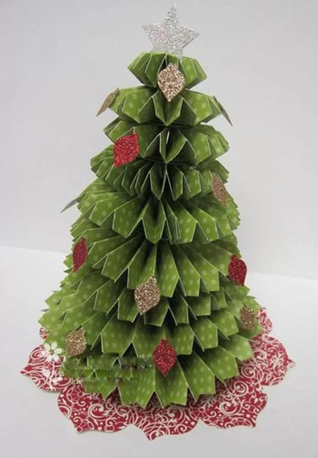 Full tree decoration