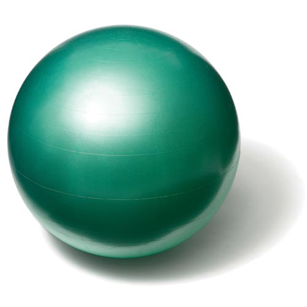 A resistant stability ball