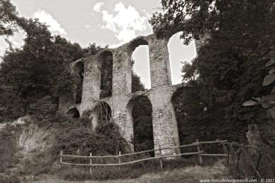 Acquedotto Rinascimantale - Canale Monterano