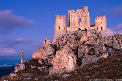 Rocca Calascio All'Alba