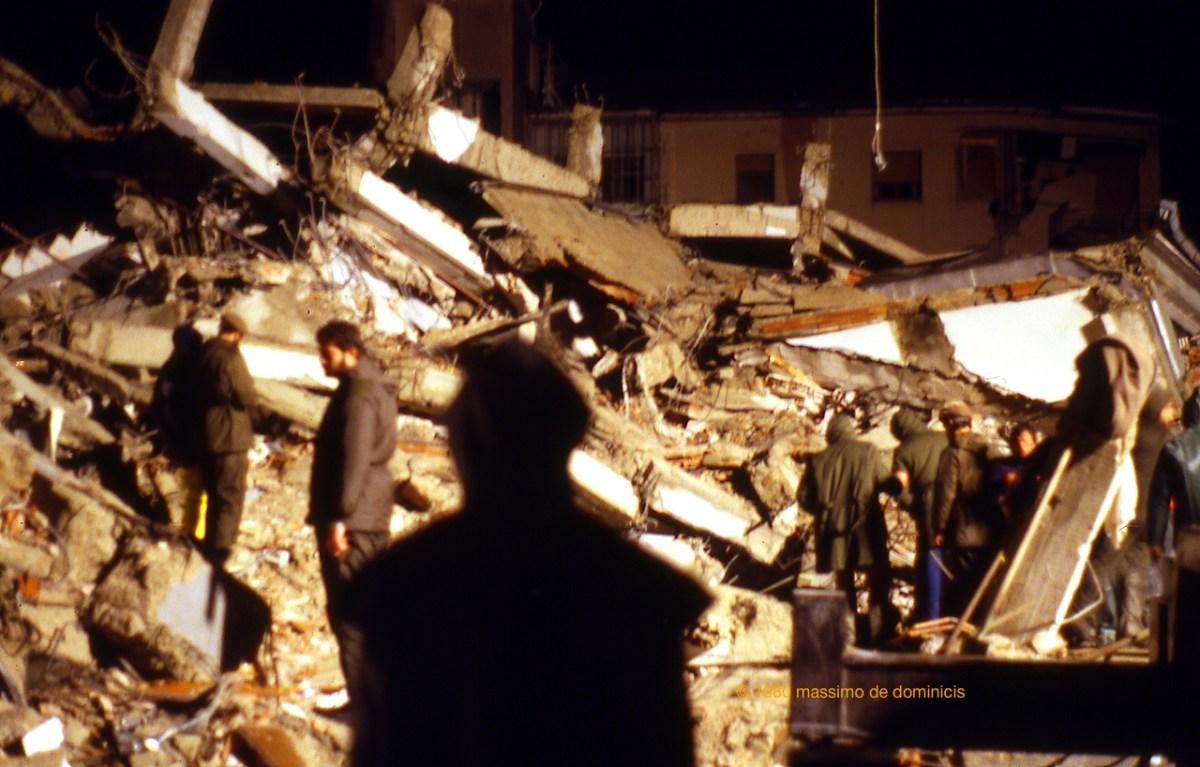 Terremoto Irpinia - 1980