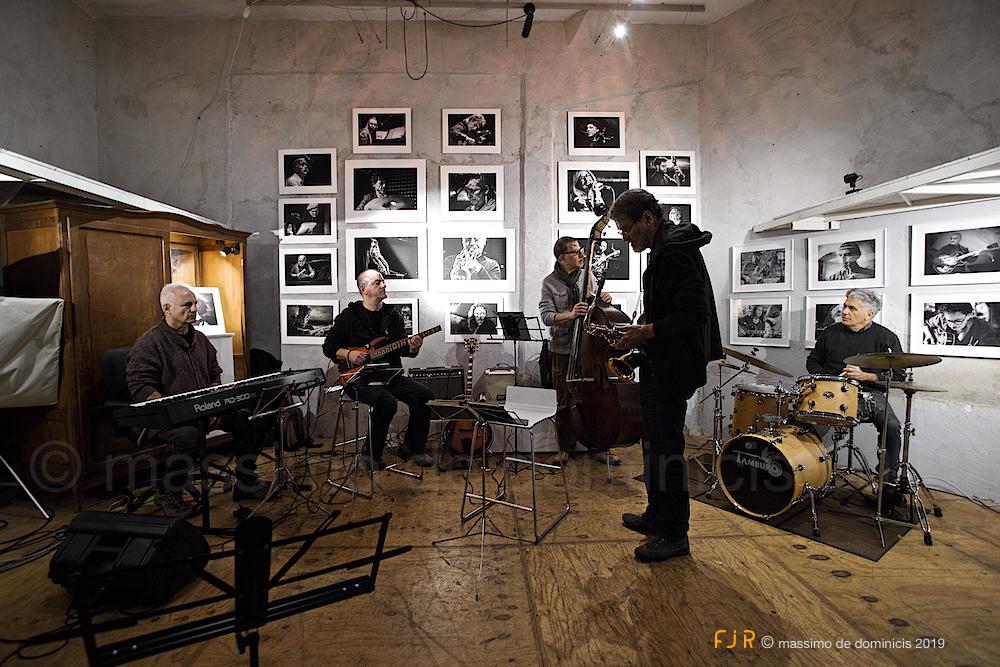 Mostra fotografica, jazz