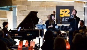 Chiara Orlando, Jazz