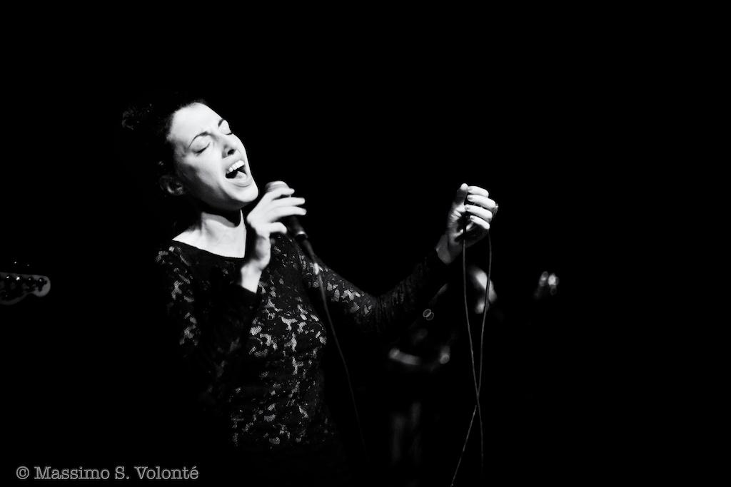 Fotografo concerti. Sara Demagistri.