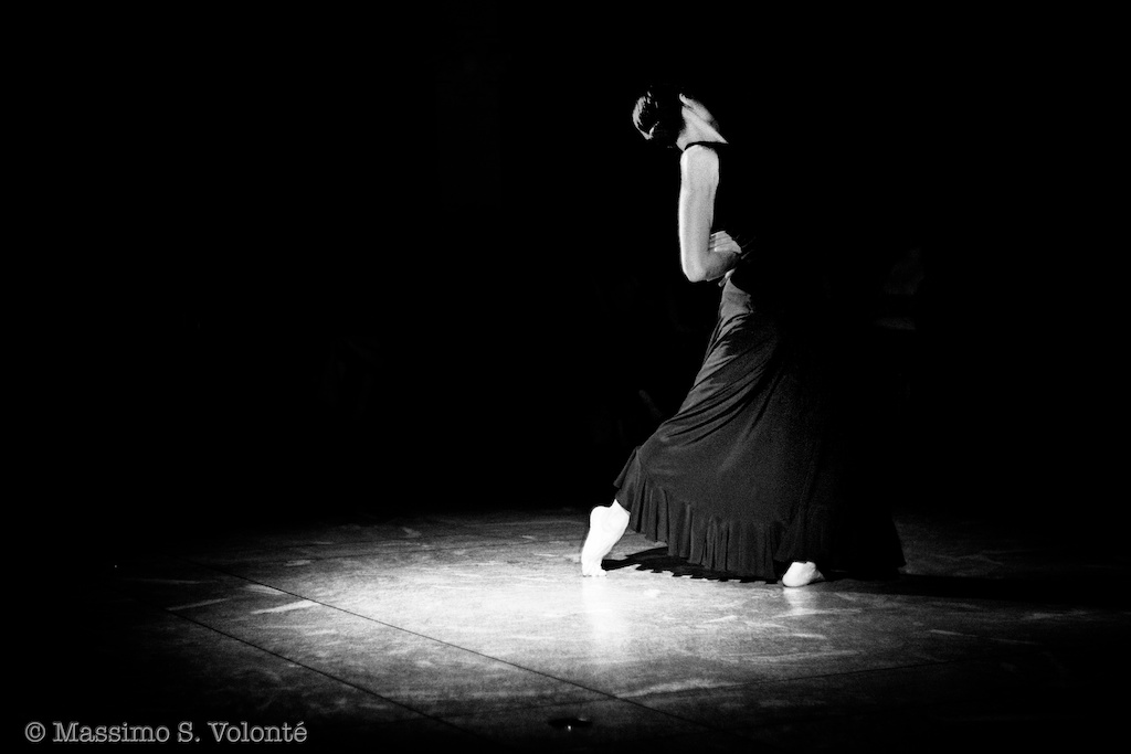 Dancing in the light, Monochrome, Fotografo MIlano