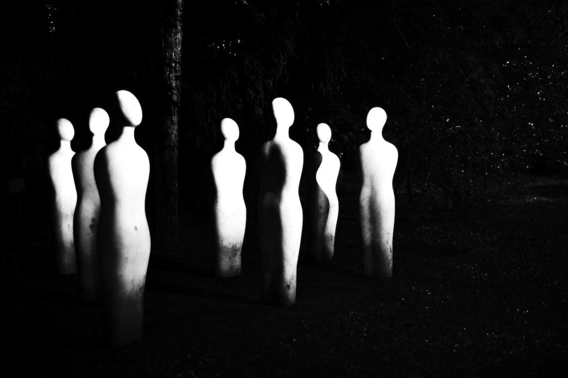 """Opera: """"I Sette Savi"""" di Fausto Melotti, Fotografia Personale"""