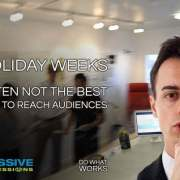 holiday week marketing