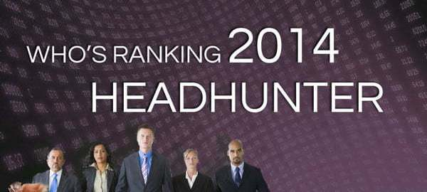 the term headhunter