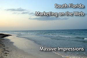 south florida marketing on the web