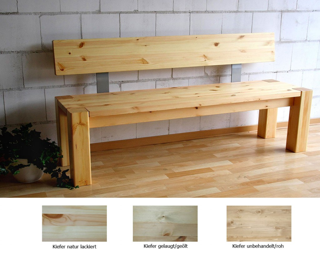 Sitzbank Holz Mit Lehne Sonstige Preisvergleiche