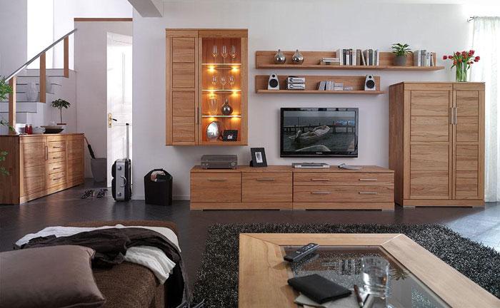 Wohnzimmer Massivholz komplett  MassivholzMbel in Goslar MassivholzMbel in Goslar