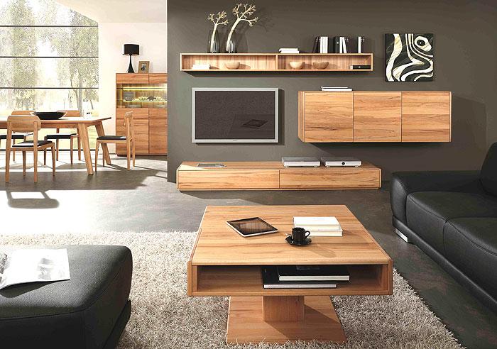 Wohnzimmer Massivholz komplett  Massivholzmbel in Goslar