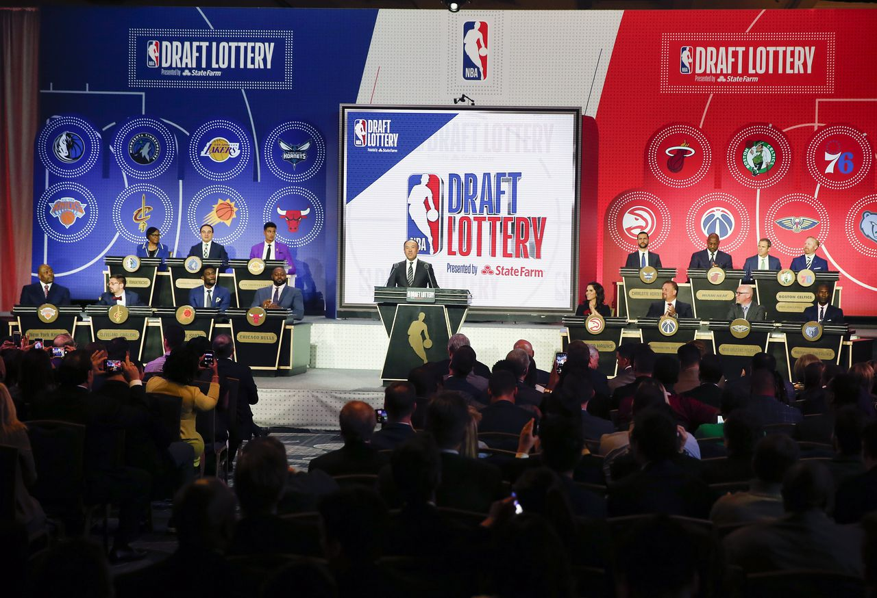 NBA Draft 2019: Here is the full NBA draft order for the first and second rounds - masslive.com