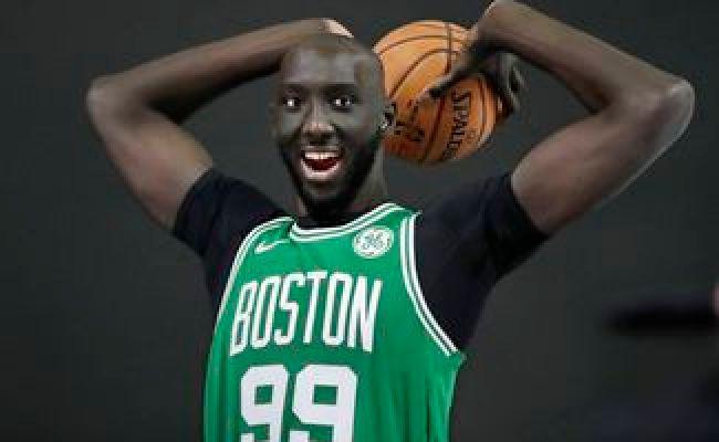 Boston Celtics Rookie Tacko Fall Doesn T Believe He Is