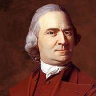 Samuel Adams Dies
