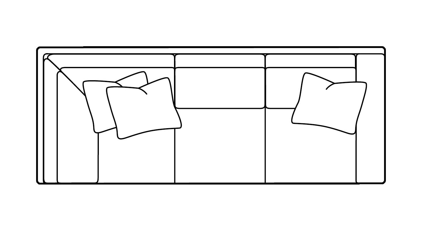left arm return sofa wholesale custom choices massoud furniture