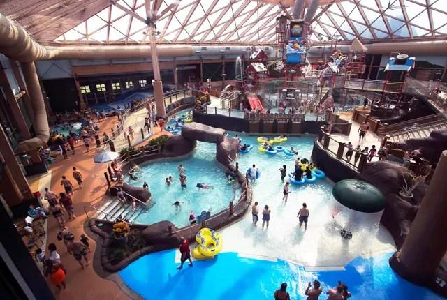 Massanutten Indoor WaterPark  Massanutten Resort VA