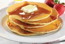 Resep Pancake Pisang Saus Coklat Keju Enak