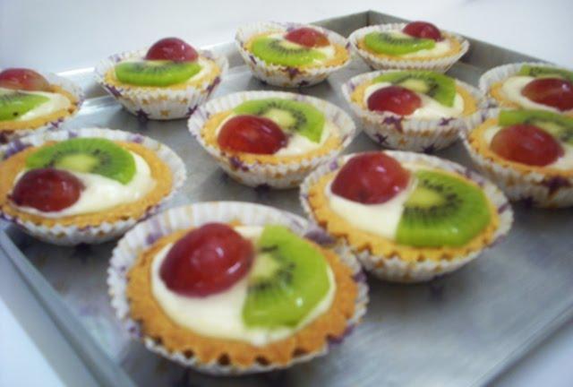 Resep dan Cara Membuat Mini Fruit Pie Sederhana Untuk Jualan