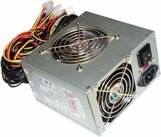 Cara Kerja Power Supply PC Komputer Secara Singkat