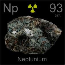 Neptunium (Np) : Penjelasan, Sejarah dan Kegunaan