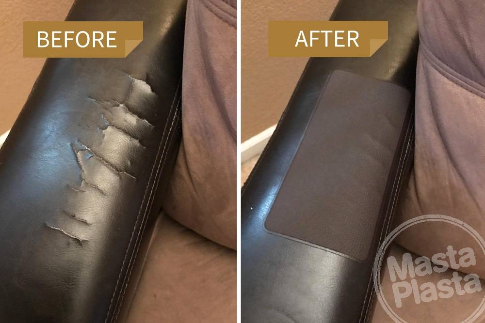 leather sofa repair london ontario metal legs for table patch large plain 10cm x 20cm mastaplasta see how customers have used to a wide range of items