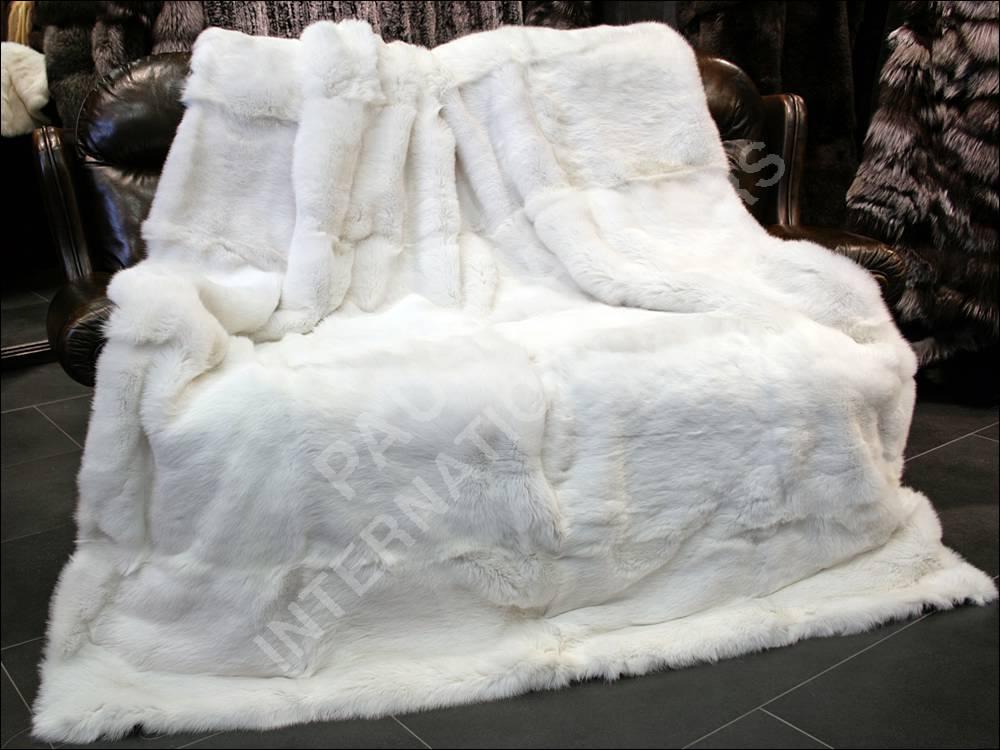 living room bean bags navy and grey ideas 329 rabbit fur blanket - white german real rug ...