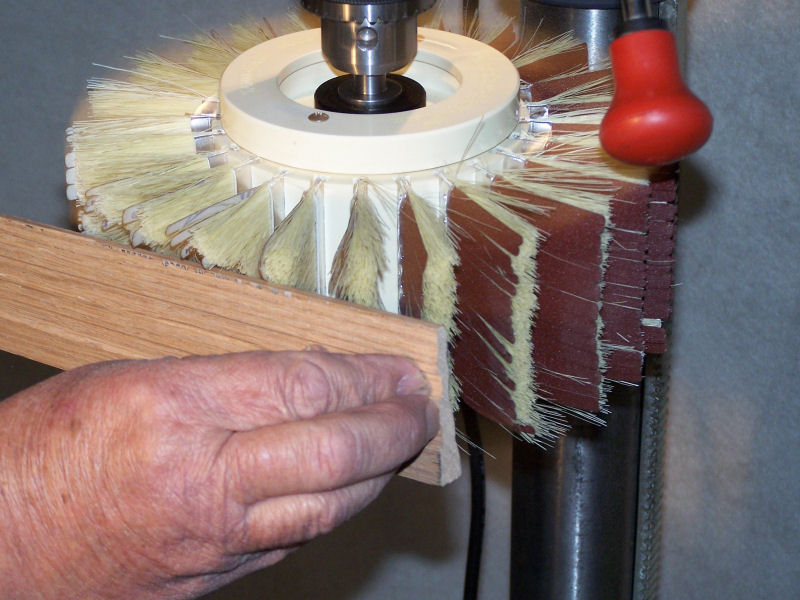 Make It Easy  MasterSand Sanding Brushes  Made in USA