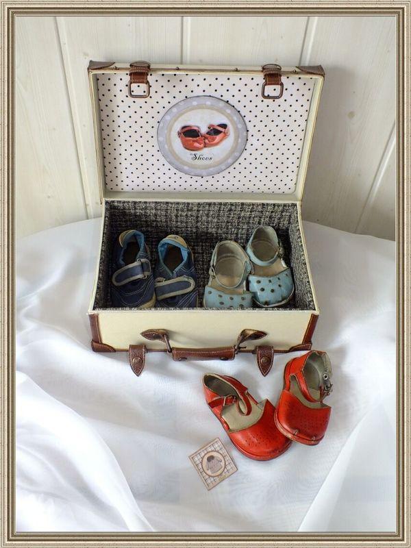 가방의 형태로 신발 상자를 만드는 방법