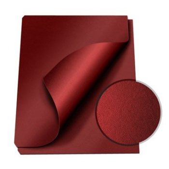 "MasterBind Maroon 8.5 x 11"" Composition Soft Covers - 100pk. The simple and stylish covers that can really help your project report shine? Look no further, the ideal covers has arrived. The MasterBind Composition Soft Covers features a smooth and soft leather texture that will instantly astonish the person receiving the report. With the option to combine color-coordination or even miss-matching the cover set and channel spine can really bring out the creativity and uniqueness of the project. Select and choose from a variety of colors include black, navy and maroon. Don't just settle on a basic cover, choose the best option that will illustrate your creativity. Let your document speak for itself, and start it with the covers!"