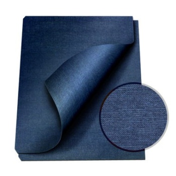 "MasterBind Navy 8.5 x 11"" Linen Soft Covers - 100pk. MasterBind Soft Linen Covers provides the traditional presentation with the soft, classic feel. The 8.5 x 11"" features an elegant display that ensures a great depth of quality and are sure to set your project or report apart from the rest. The MasterBind Soft Linen Covers are designed and constructed for easy personalization like offset printing, silk screening, foil stamping, embossing, scored, folded, or even glued. Additionally, there are three color selection including black, navy and maroon. Enhance your reports with this simple but premium soft linen covers today."