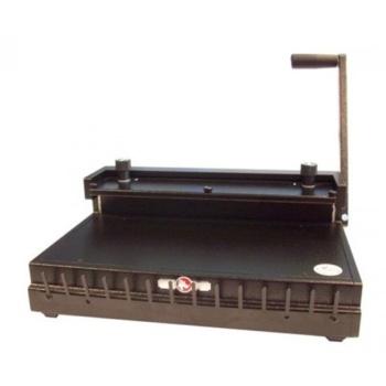 """Rhin-O-Tuff Onyx HD8000 14"""" Manual Flat Bar Wire Closer"""